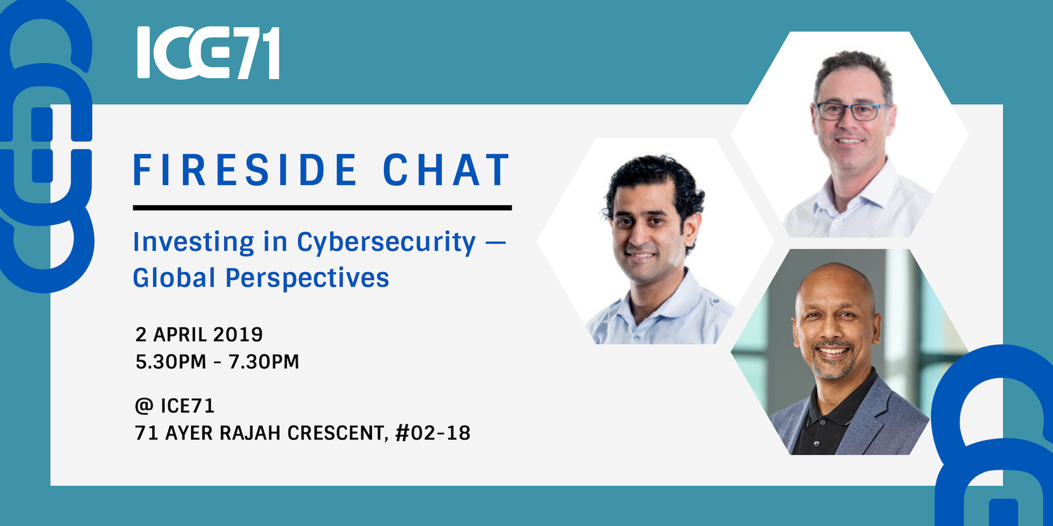Fireside Chat for Investors: Investing in Cybersecurity – Global Perspectives