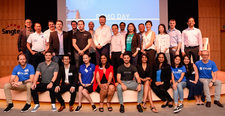 ICE71 unveils the region's next generation of cybersecurity startups at ICE71 Accelerate's 2nd Demo Day