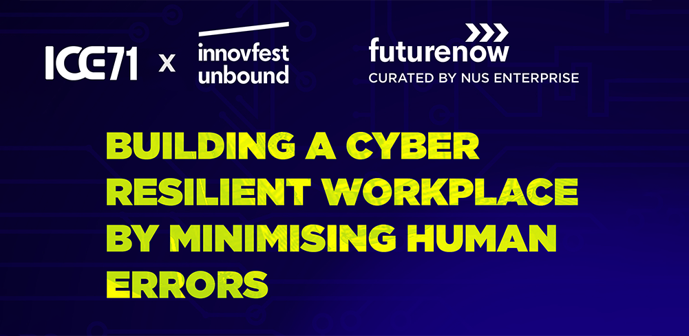 Building A Cyber Resilient Workplace By Minimising Human Errors