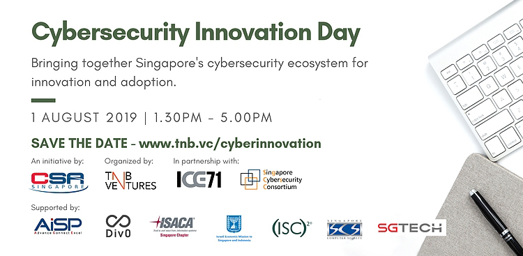 Cybersecurity Innovation Day
