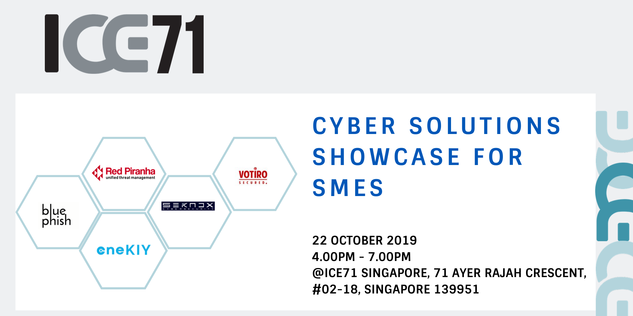 Cyber Solutions Showcase for SMEs