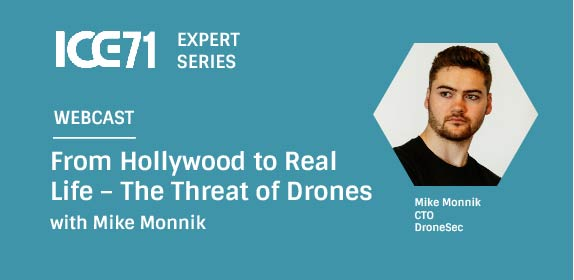 Live Webcast: From Hollywood to Real Life – The Threat of Drones