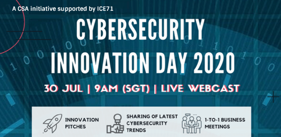 CSACybersecurity Innovation Day 2020