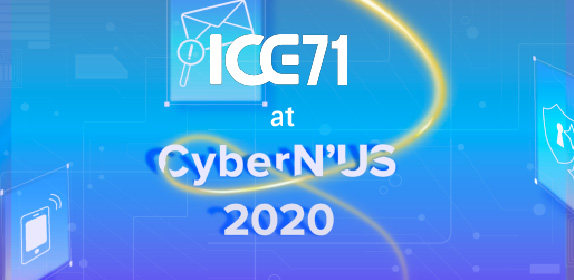 ICE71 at Cyber N'US
